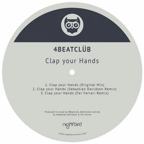 4BeatClub – Clap Your Hands [NB068]